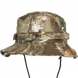 New Era Bucket Hat Adventurer Real Tree camo
