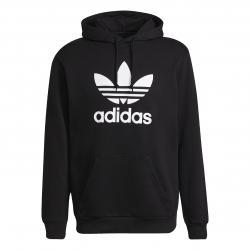 Adidas Trefoil Hoody schwarz