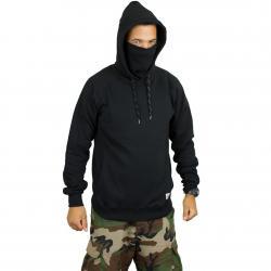 Cleptomanicx Hoody Jonin black
