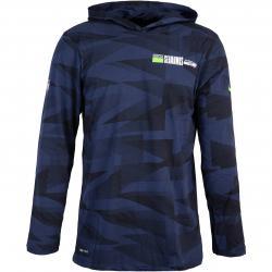 Nike NFL Seattle Seahawks Team Sideline Lightweight Hoody navy