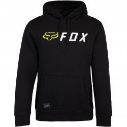 Fox Apex Herren Hoody schwarz