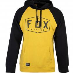 Hoody Fox Crest gelb