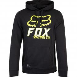 Fox Hightail Herren Hoody schwarz