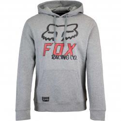 Hoody Fox Hightail grey