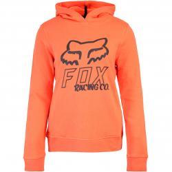 Fox Hightail Damen Hoody orange