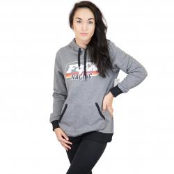Fox Damen Hoody Retro Fox grau