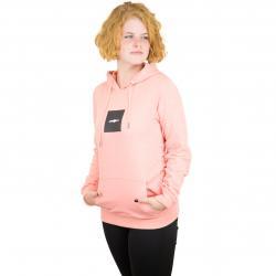 Illmatic Damen Hoody Logoism rosa
