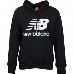 New Balance Damen Hoody Essentials schwarz