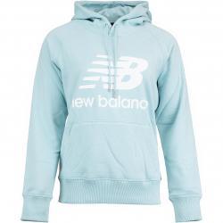 New Balance Damen Hoody Essentials hellblau