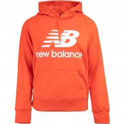 New Balance Damen Hoody Essentials rot