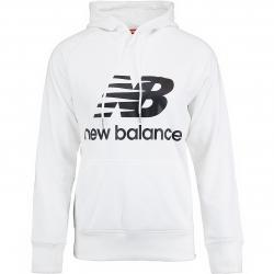 New Balance Damen Hoody Essentials weiß