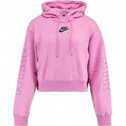 Nike Damen Hoody Air rosa