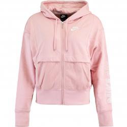 Nike Air Full Zip Damen Hoody pink