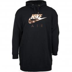 Nike Damen Hoody Air OS schwarz