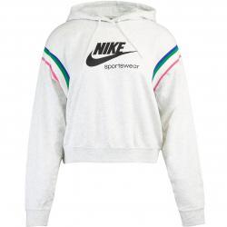 Nike Damen Hoody Heritage beige