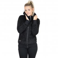 Ragwear Damen Zip-Hoody Vilma B black