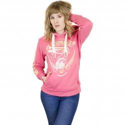 Yakuza Premium Damen Hoody 2441 pink