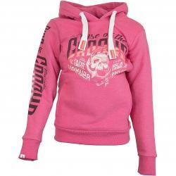 Yakuza Premium Damen-Hoody 2540 pink