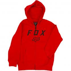 Fox Kinder Zip-Hoody Legacy Moth Zip rot