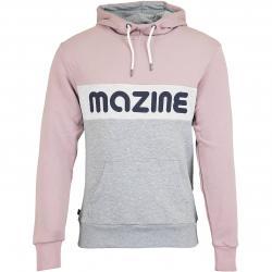 Mazine Hoody Kamas Heavy rosa/grau