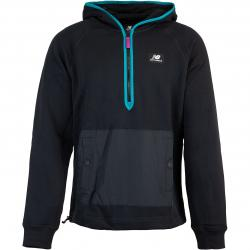 New Balance Athletics Terrain Hoody schwarz