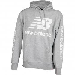 New Balance Hoody Essentials grau