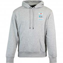 New Balance Essentials Field Day Hoody grau