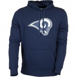 New Era Hoody NFL Logo L.A. Rams dunkelblau