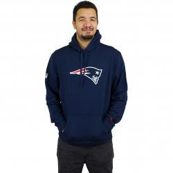 New Era Hoody Team Logo New England Patriots dunkelblau
