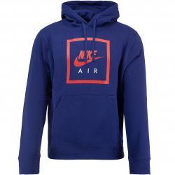 Nike Hoody Air dunkelblau