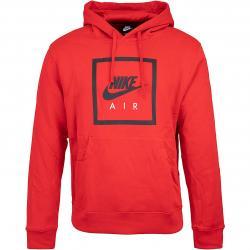 Nike Hoody Air rot