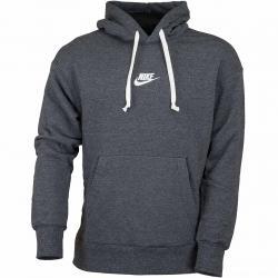 Nike Hoody Heritage PO schwarz/weiß