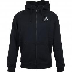 Nike Zip-Hoody Jordan Jumpman schwarz/weiß