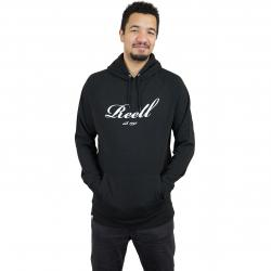 Reell Hoody Big Logo schwarz