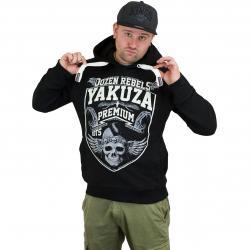 Yakuza Premium Hoody 2422 schwarz