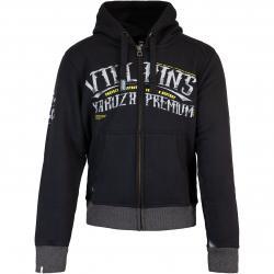 Yakuza Premium Zip Hoody 3025 B schwarz