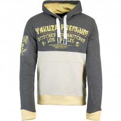 Yakuza Premium Hoody 3074 grau