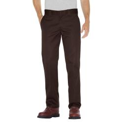 Dickies 873 Slim Straight Work Pant braun