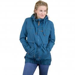 Alife & Kickin Damen Übergangsjacke Charlotte B Coat blau