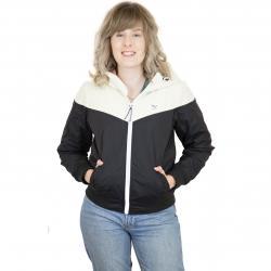 Iriedaily Damen-Jacke Sporty Spice schwarz