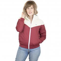 Iriedaily Damen-Jacke Sporty Spice maroon
