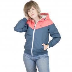 Iriedaily Damen-Jacke Sporty Spice steelblue