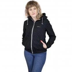 Mazine Damen Jacke Library Light schwarz