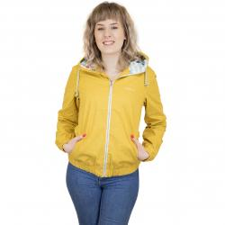 Mazine Damen Jacke Library Light gelb