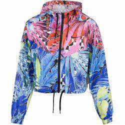 Nike Damen Jacke Hyper FM Woven mehrfarbig