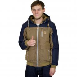 Iriedaily Dock 36 Worker Jacket khaki