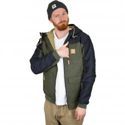 Iriedaily Dock 36 Worker Jacket olive