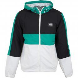 Iriedaily Jacke Prime Hood grün/schwarz/weiß