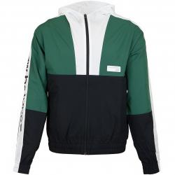 New Balance Jacke Athletics grün/schwarz/weiß