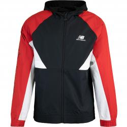 New Balance Jacke Athletics Podium rot